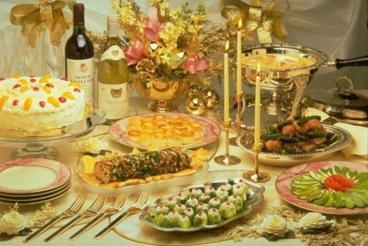 Как не запьянеть за праздничным столом
