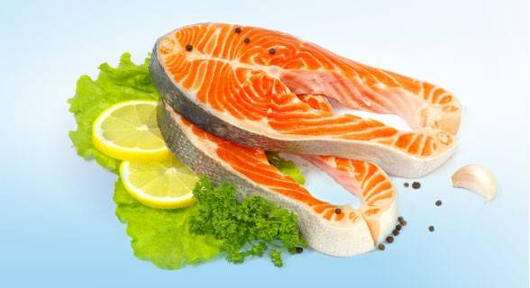 рыба и морепродукты для памяти