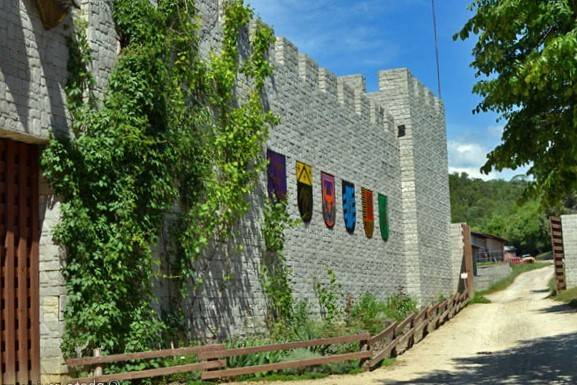 замок в Сукко