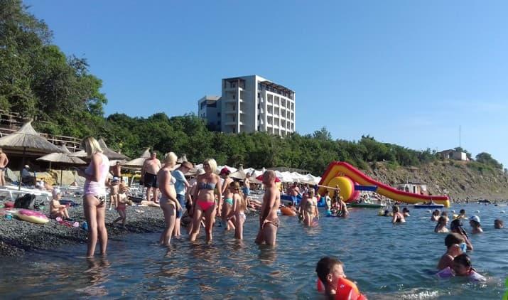 пляж Б. Утриш