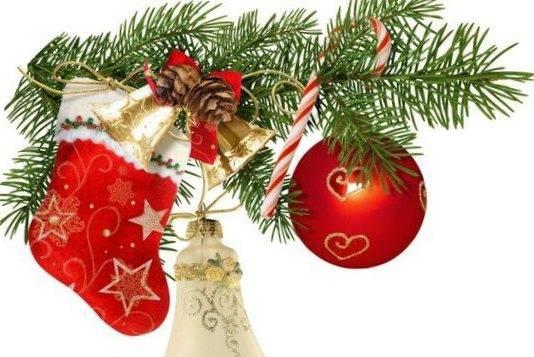 подарки под елочу