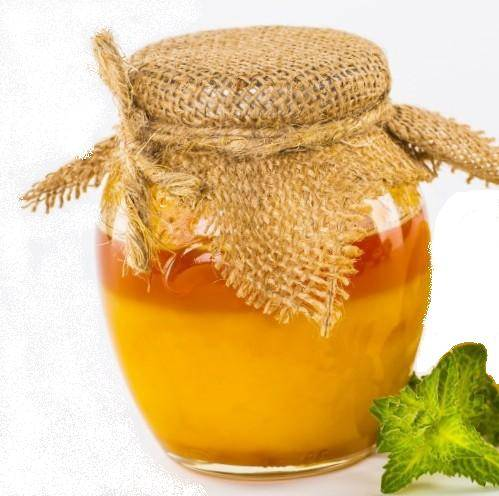 мёд лимон