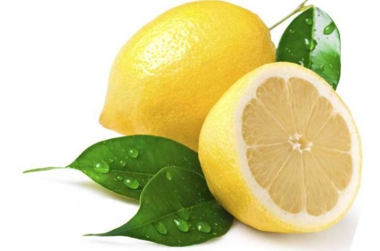 лимон польза