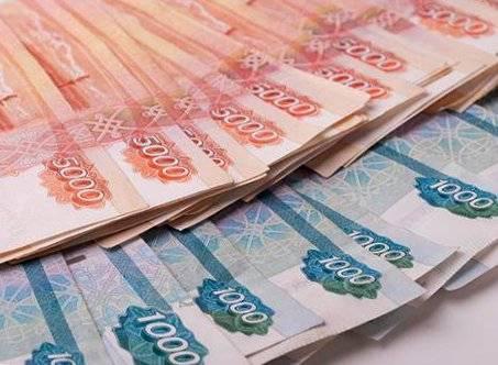 вклады банковские в рублях