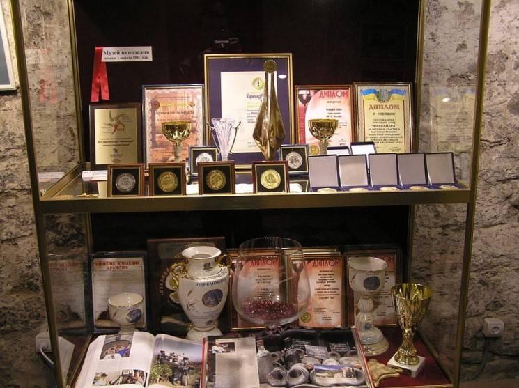 Массандра музей
