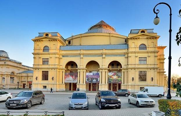 Музик-холл Санкт-Петербург