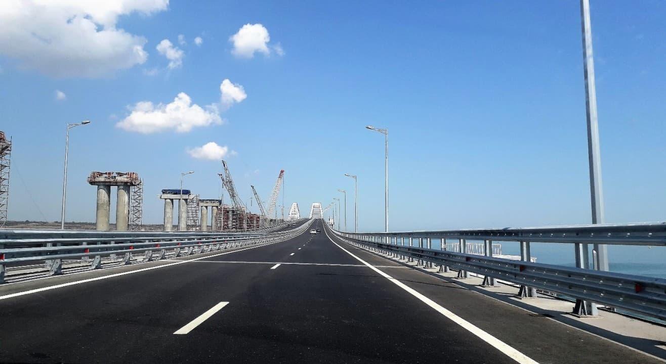 Крымский мост-4