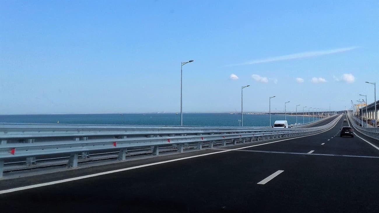 Крымский мост-9