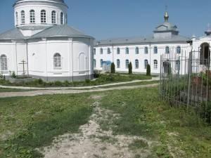 Белогорье мужской монастырь