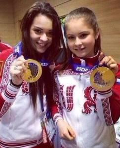 Липницкая и Сотникова