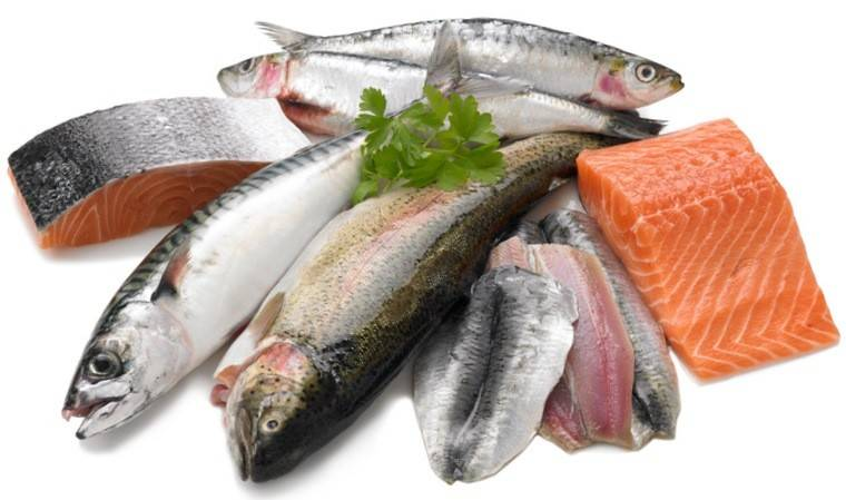 рыба морская польза