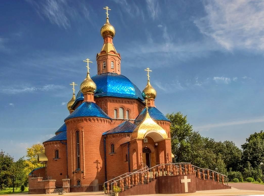 Храм в Дубовом