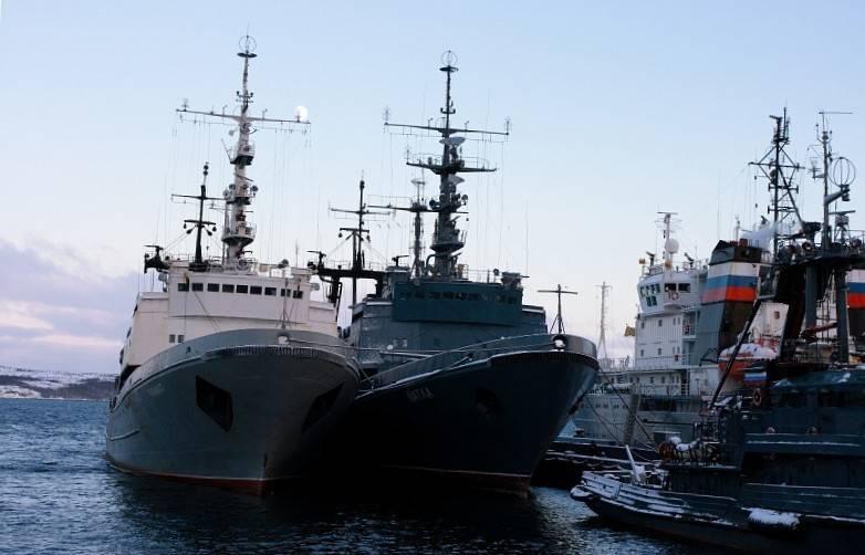 корабли флота