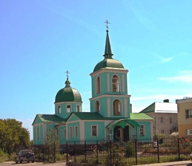 храм никольский