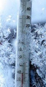 Мороз, его влияние на  здоровье и красоту