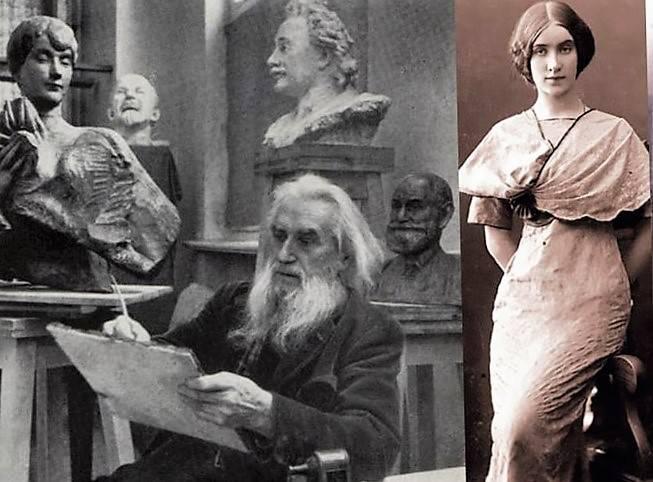 Котенковы муж и жена