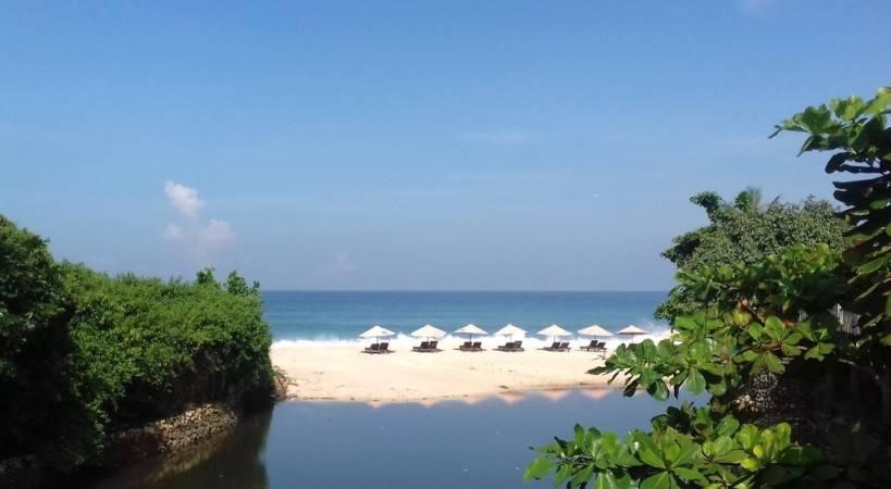 Бали пляж Дрим-ленд