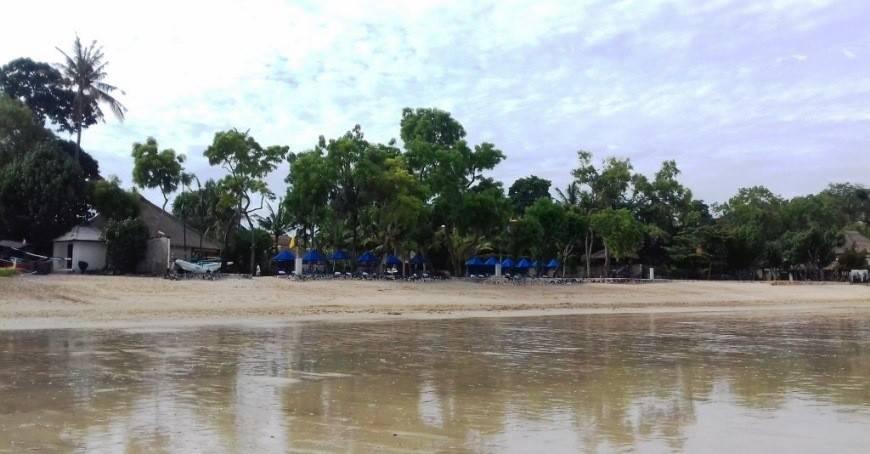 Бали,пляж Джмбаран