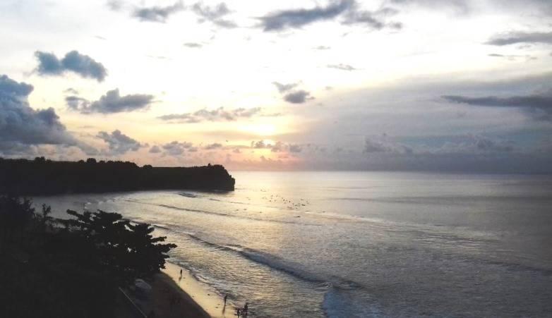 Бали закат