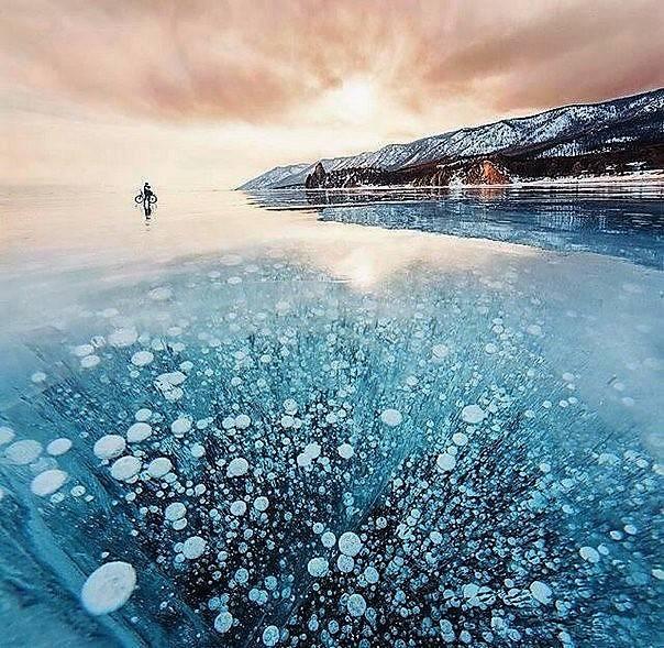 Манящие льды Байкала или зимний поход за красотами