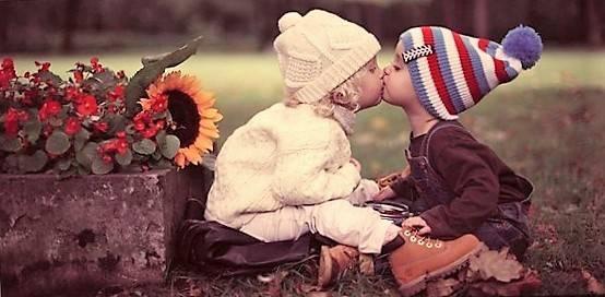 поцелуи - это счастье