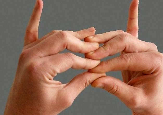 Болезнь Нотта или стенозирующий лигаментит пальцев кисти. Как вылечить болезнь дома