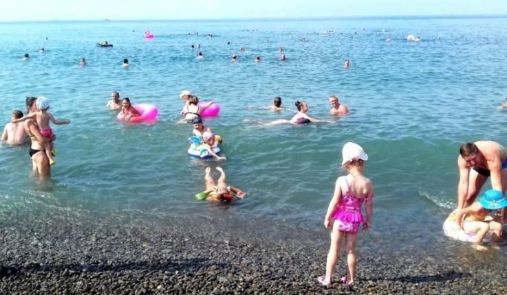 пляжи Сукко -2017