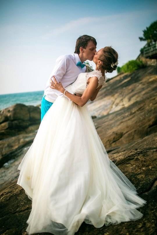свадьба по ланкийски