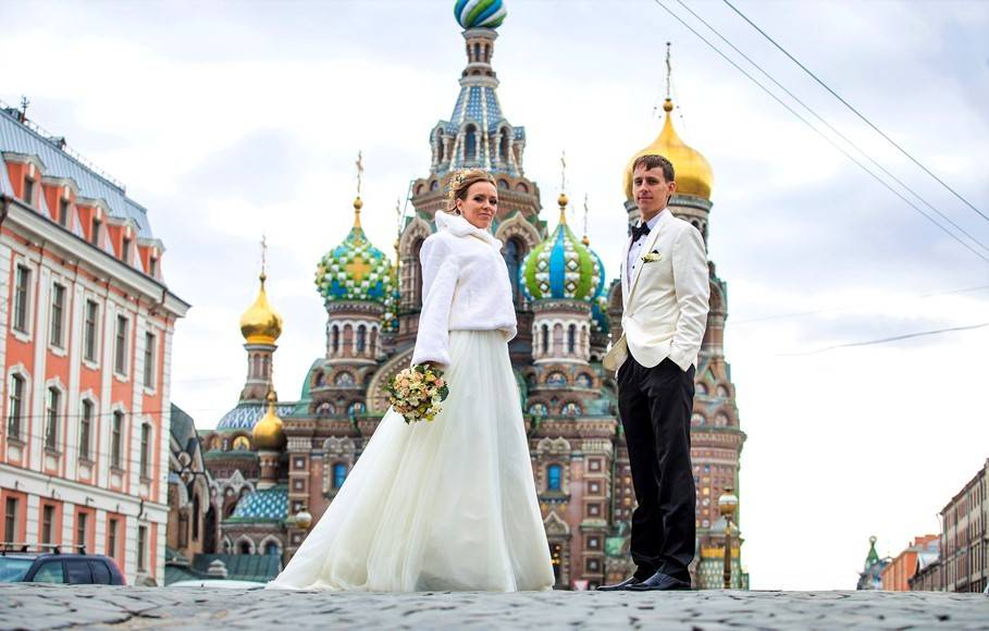 Свадьба в Питере