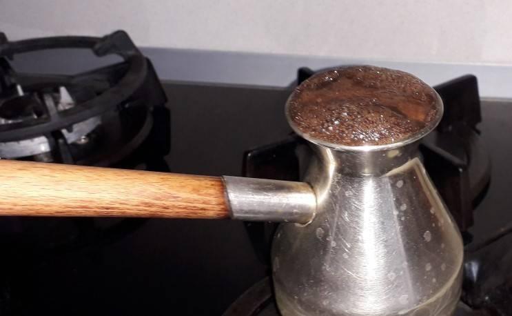 кофе варить