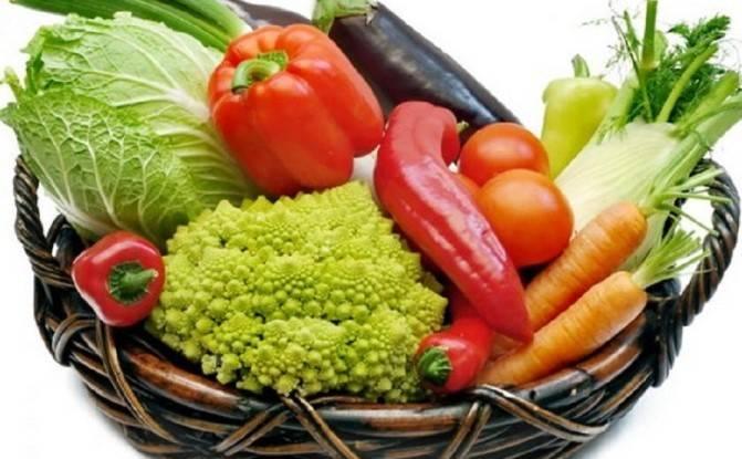 овощи польза
