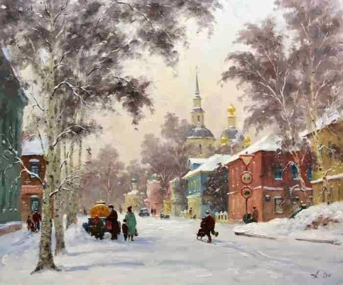 А. Александровский