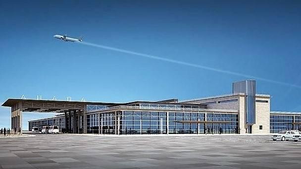 Анапа аэропорт новый терминал