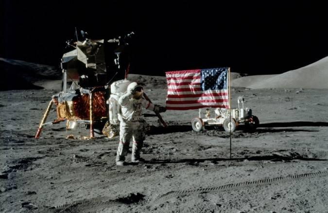 Полёт на Луну человека
