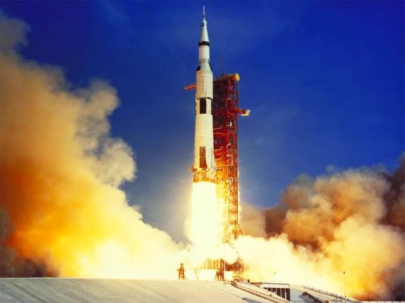 """Полёт на Луну """"Аполлон-11"""""""