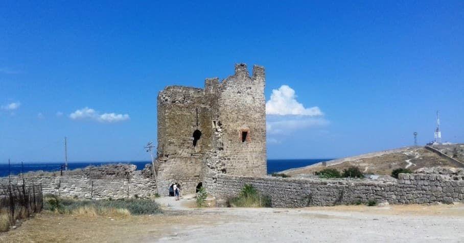 крепость Кафка