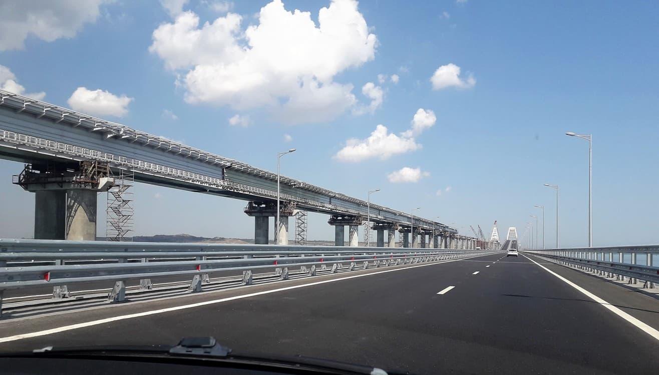 Крымский мост-3