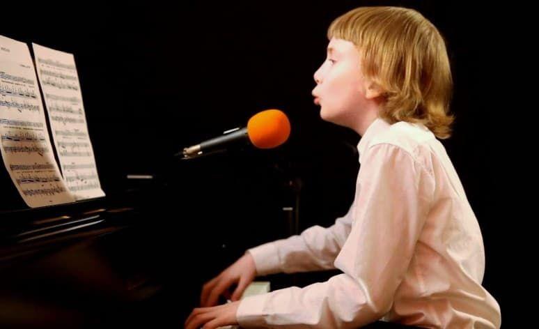 Иван Бессонов в детстве