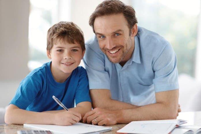 помоги ребёнку в учёбе