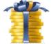 Миллионный посетитель сайта, феерия подарков и призов