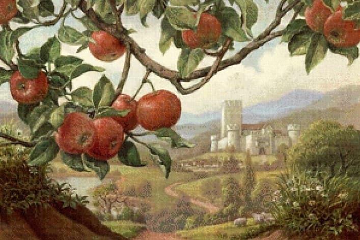 притча об яблоне