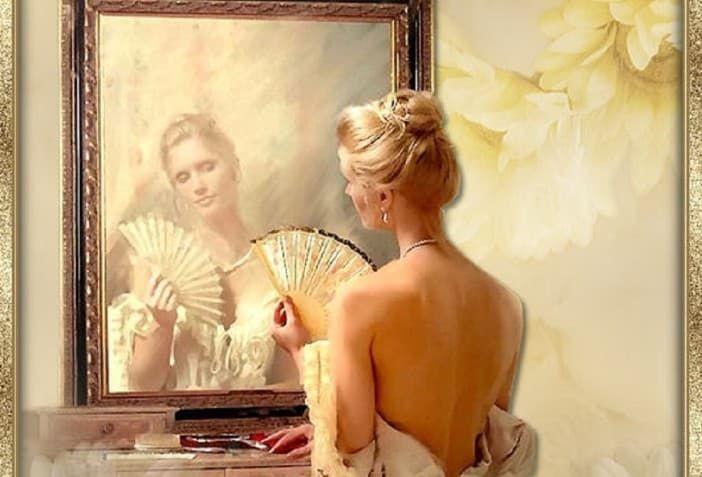 притчи о зеркале