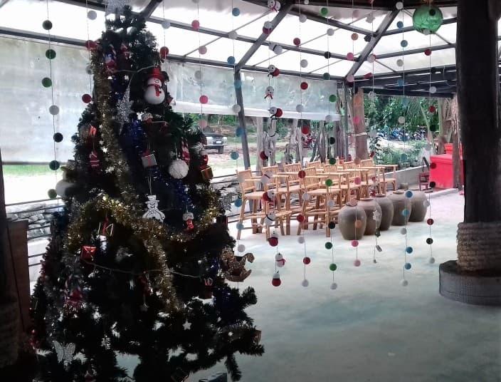 Как встречают Новый год в Таиланде