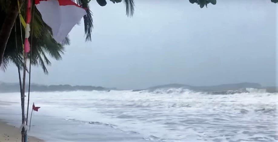 Краби, тайфун Пабук