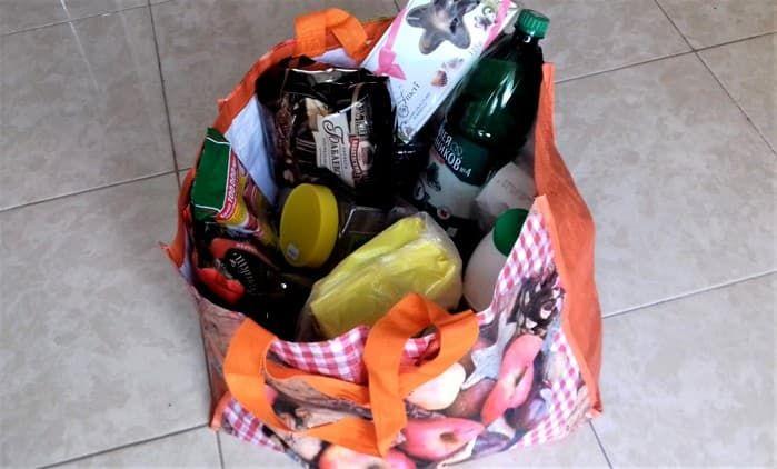 сумки экологичные