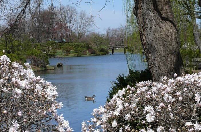 апрель весна