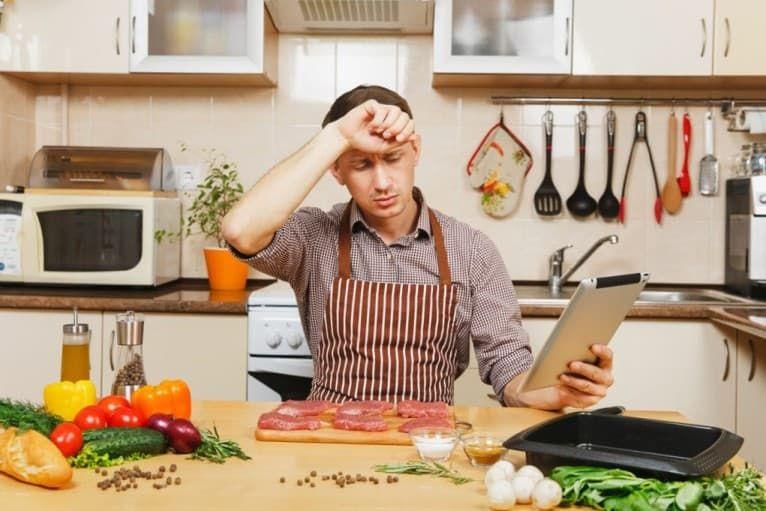 Кто в доме хозяин и где его место на кухне?