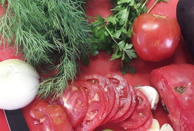 О пользе баклажанов и рецепт закуски, быстро и вкусно