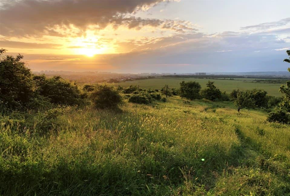 закаты Анапы