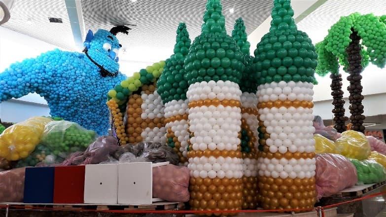 воздушные шары и экология